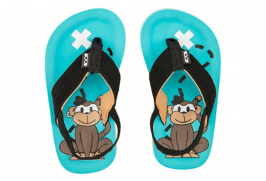 Tongs turquoise enfant Cool Shoe