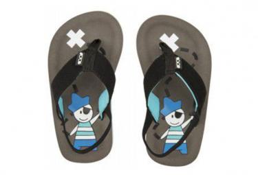 Tongs gris enfant Cool Shoe