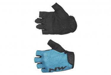 Paio di guanti da donna Northwave Flag 3 blu