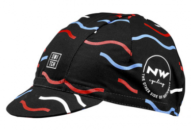 Casquette Northwave Switch Cap Noir / Multi