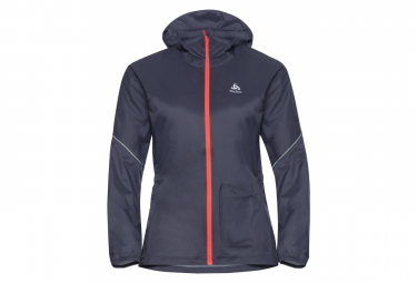 Odlo ZEROWEIGHT RAIN WARM Women's Jacket Grey