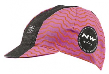 Casquette Northwave Switch Cap Rose / Noir