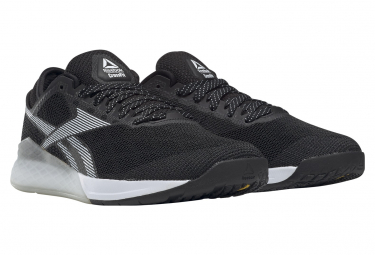 Reebok Nano 9.0 Black White
