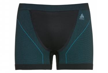 Odlo PERFORMANCE Boxer Windproof ski Black Blue
