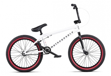 BMX Freestyle WeThePeople Nova 20 '' White 2020