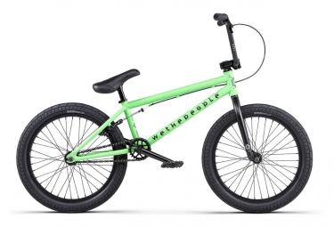 BMX Freestyle WeThePeople Nova 20 '' Green 2020