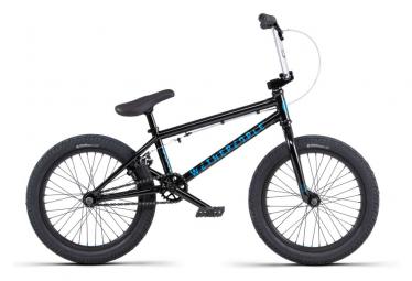 BMX Freestyle WeThePeople CRS 18 '' Black / Blue 2020