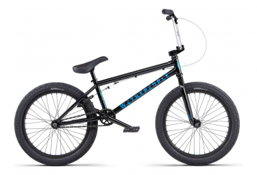 BMX Freestyle WeThePeople CRS 20.25 '' Schwarz 2020
