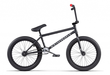 BMX Freestyle WeThePeople Grund 20.75 '' Matte Black 2020