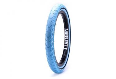 BMX tire Tarheel Blue