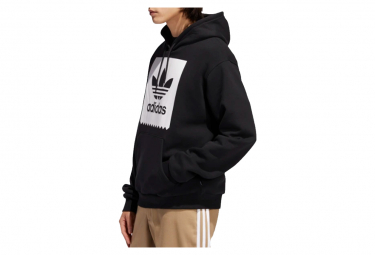 Image of Adidas originals solid bb hoodie ec7323 homme sweat shirts noir xl