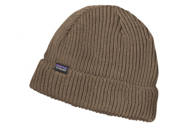 PATAGONIA Fishermans Rolled Beanie Brown