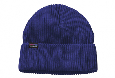 PATAGONIA Fishermans Rolled Beanie Blue