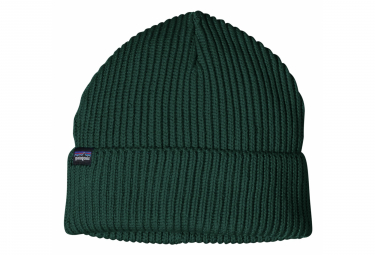 PATAGONIA Fishermans Rolled Beanie Green