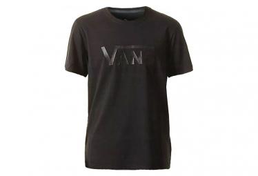 Vans Ap M Flying VS Tee VN0004YIBLK Homme t-shirt Noir