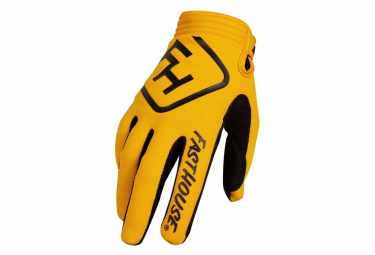 Gants VTT FASTHOUSE SPEEDSTYLE SOLID Yellow