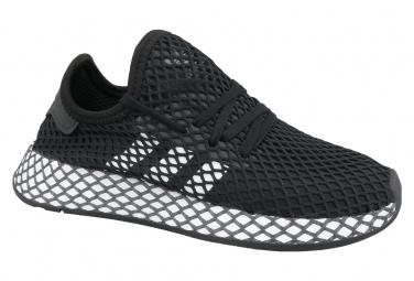 adidas Originals Deerupt Runner J CG6840 Garçon sneakers Noir
