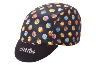 Zero rh+ Fashion Lab Cycling Cap Biglie Black