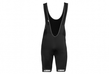 LeBram & La Chance Endurance Black Bibshort
