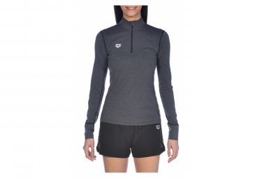 Jacket Woman ARENA Thermal Black