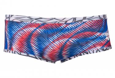 Swimsuit short reversible ARENA Spirograph Low Waist Multi-colors Black
