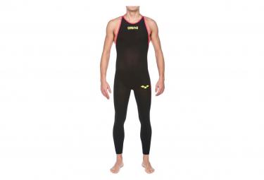 ARENA R-Evo jumpsuit + Open Water Black / Yellow