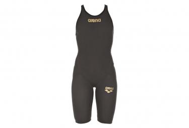 ARENA Women's Powerskin Carbon-Flex VX Wetsuit Gray / Black