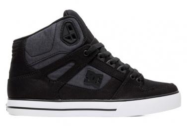 DC Shoes Pure HT Black Shoes