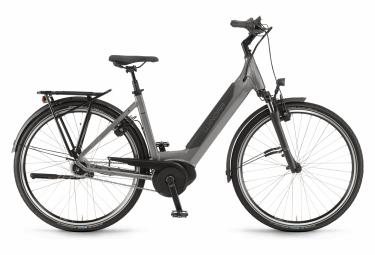 Winora Sinus iN8 Monotube Womens E-Bike  Gris