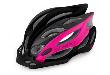 Casque de vélo R2 WIND pink M