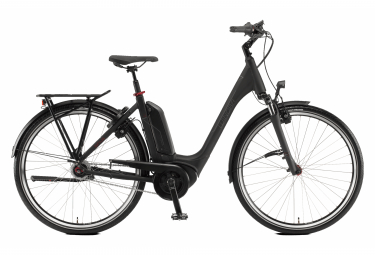 Vélo de Ville Électrique Winora Sinus Tria N8f Monotube 500 Wh 28'' Shimano Nexus 8V Noir Mat 2021