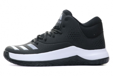 grossiste 59a26 5ea68 Court Fury 2017 Chaussures Basketball noir homme Adidas