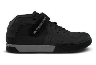 Zapatillas Btt Ride Concepts Wildcat Negro   Carbon 46
