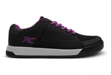 Womens Ride Concepts Livewire MTB Shoes Black / Purple