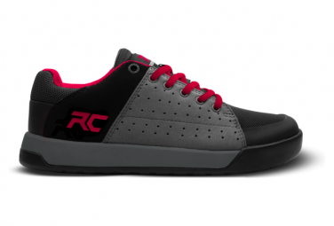Kids Ride Concepts Livewire Charcoal / Red MTB Shoes