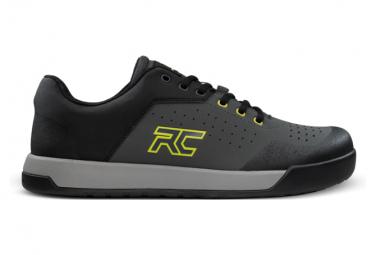 Image of Chaussures vtt ride concepts hellion charbon jaune 42