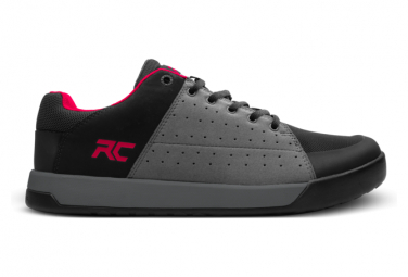 Image of Chaussures vtt ride concepts livewire charbon rouge 44 1 2