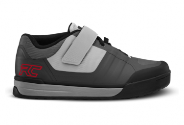 Ride Concepts Transition Charcoal / Red MTB Shoes