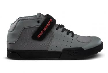 Chaussures VTT Ride Concepts Wildcat Charbon/Rouge