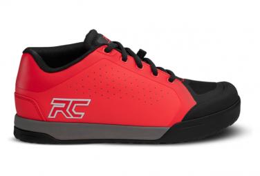 Zapatillas Mtb Ride Concepts Powerline Rojo   Negro 42