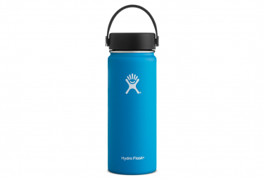 Bouteille Hydro Flask Wide Mouth 532ml Bleu