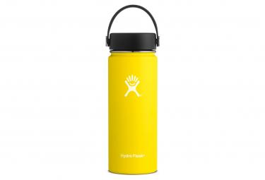 Hydro Flask Wide Mouth Flex Cap 532ml Yellow