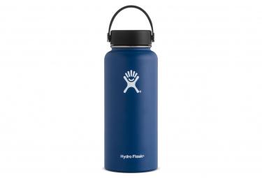 HYDROFLASK OZ WIDE MOUTH WITH FLEX CAP 946 ml Blue COBALT