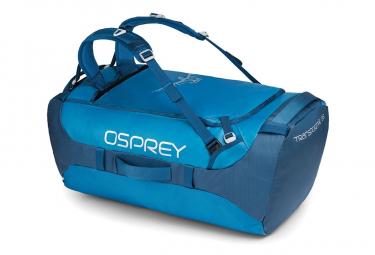 Sac de voyages OSPREY Transporter 95 Kingfisher Bleu