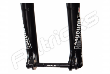 RockShox Recon fork RL 27.5 '' Solo Air | Boost 15x110 mm | Offset 42 | Black
