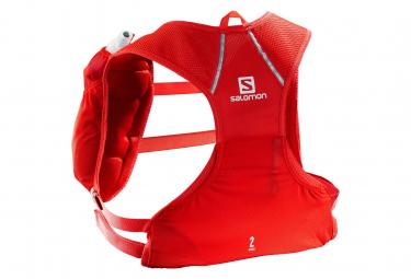 Salomon Agile 2 Set Backpack Red
