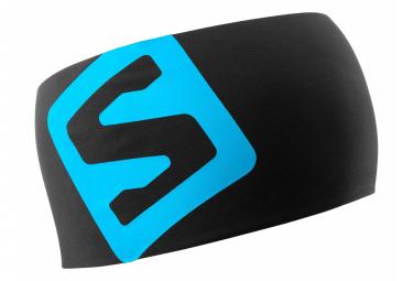 Bandeau Salomon RS Pro Noir Bleu