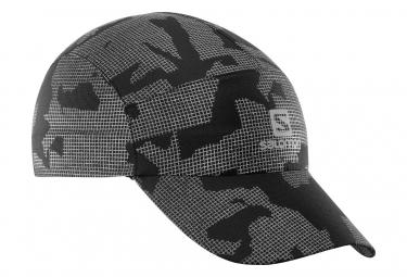 Salomon Reflective Cap Black Unisex