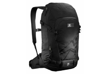 Salomon Side 25 Backpack Black