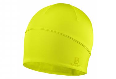Salomon Active Beanie Neon Yellow